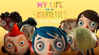 MY LIFE AS A COURGETTE | Official UK English-Language Trailer [HD] - in cinemas now