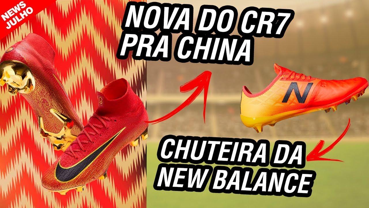 LANÇAMENTOS DAS CHUTEIRAS DE JULHO - NOVA NIKE c5bb34c2d9493