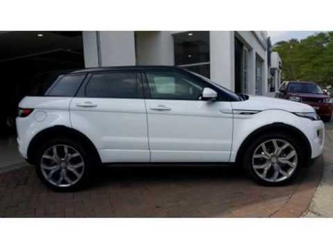 2015 land rover range rover evoque sd4 autobiography auto for sale on auto trader south africa. Black Bedroom Furniture Sets. Home Design Ideas