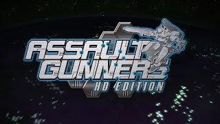ASSAULT GUNNERS HD EDITION - PS4 Announcement Trailer (EU)