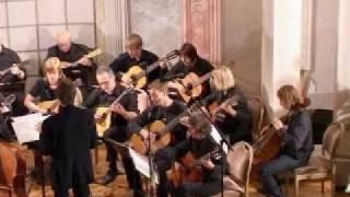 Urmas Sisask - Kassiopeia for Mandolin Orchestra