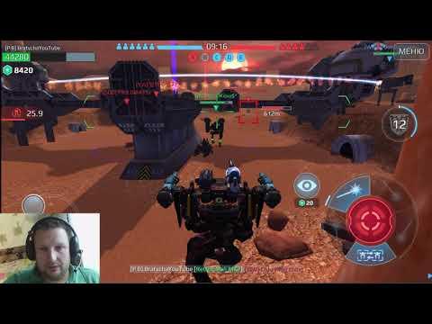War Robots Жека из ДРУЖИНЫ со своей тактикой у Bratycha
