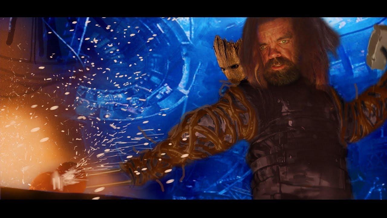 infinity-war-stormbreaker-alternate-scene-details-you-missed