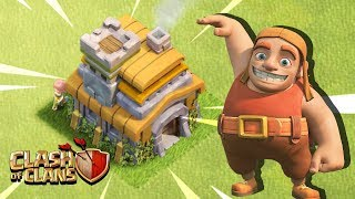 DO ZERO #08 CHEGAMOS NO CV7! UPANDO EXTREMAMENTE RÁPIDO NO CLASH OF CLANS