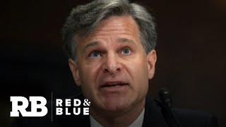 Trump weighs firing FBI Director Christopher Wray after election