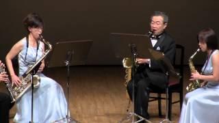 第31回サクソフォーン・コンサート by 北の四重奏 2014.2.23 / 弘前文化...