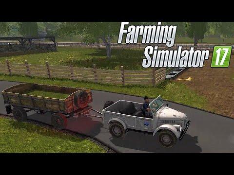 FARMING SIMULATOR 17 #1 SÜDHEMMERN - NUOVA MAPPA! - FS 2017 GAMEPLAY ITA