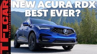 The Top 10 Things You Need To Know About The New 2019 Acura RDX