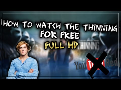 How to watch the thinning