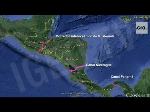 Guatemala's Interoceanic Corridor [IGEO TV]