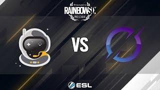 Rainbow Six Pro League - Season 9 - NA - Spacestation Gaming vs. DarkZero Esports - Week 2