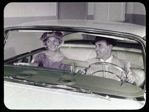 1959 Plymouth Interior Dealer Promo Film - Inside the 1959 Plymouth