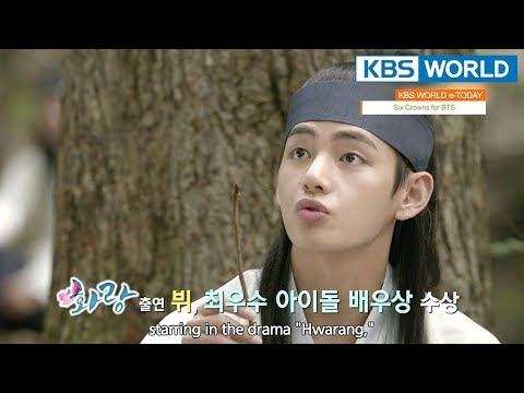 KBS WORLD e-TODAY [ENG/2018.04.18]