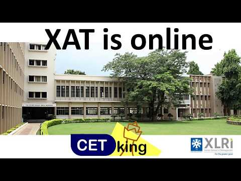 XAT 2018 is now Online. what to expect