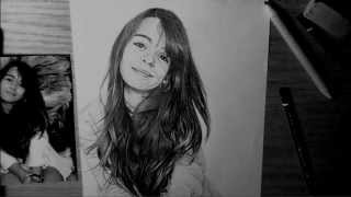 Desenhos Realistas - Tânia Mendes
