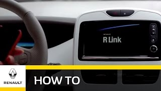 Renault R-Link - Listen To My Music