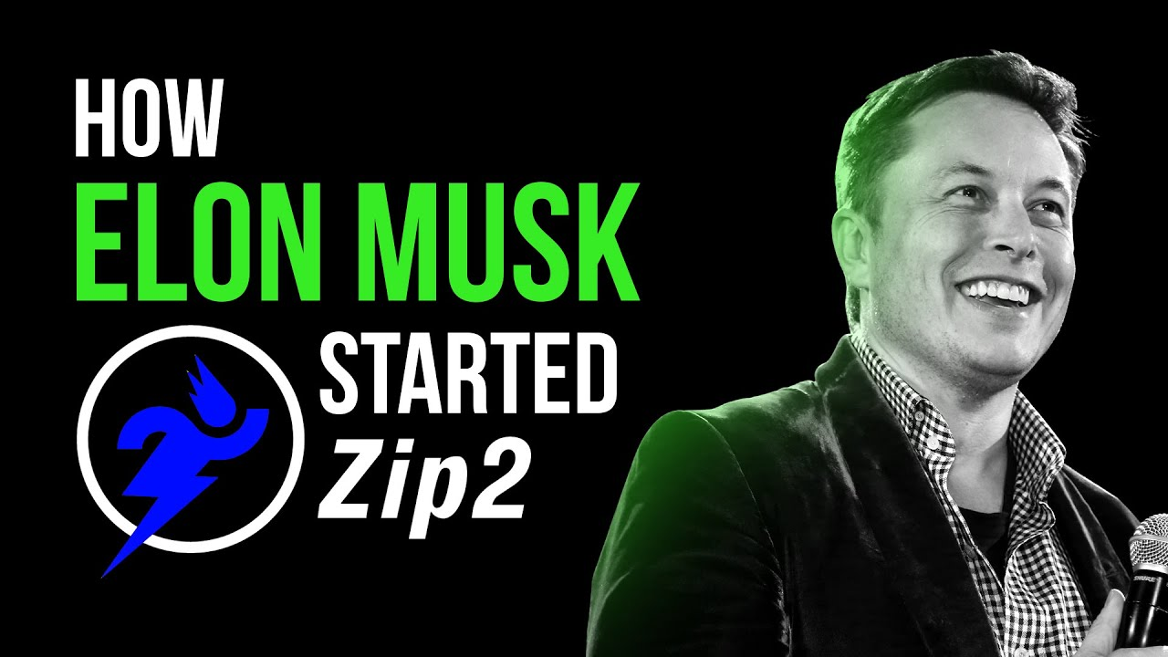 How Elon Musk Started Zip2 - YouTube