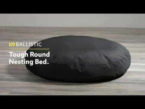 k9-ballistic-tough-round-nesting-bed™