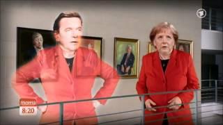 Dr. Leids schwierige Patientin Merkel