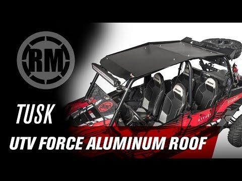 Tusk UTV Force Aluminum Roof