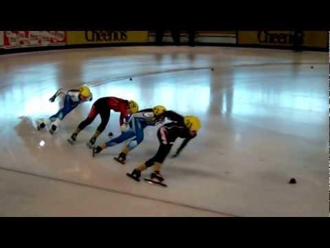 Audrey Anctil vidéo-blog n°4 - Alliance Sport-Études