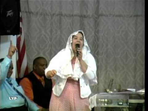 "Evangelista Tamar Rosado ""Padre, en tus manos encomiendo mi espiritu"""