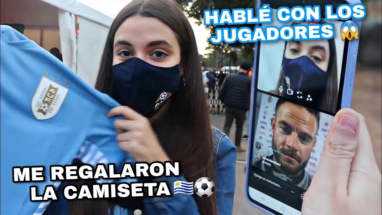 ME INVITARON A UN PARTIDO DE LA SELECCIÓN URUGUAYA  *Uruguay vs Paraguay*