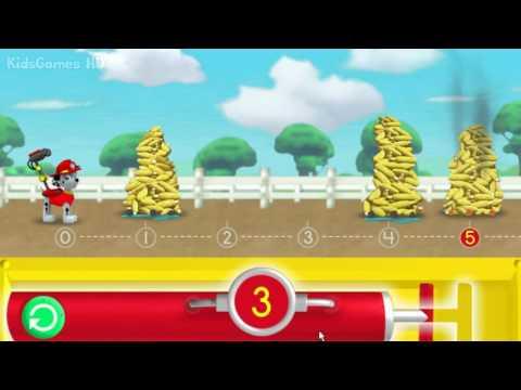 Paw Patrol Game Corn Roast Catastrophie   Nick JR English Cartoon   Paw Patrol Full Episodes 18