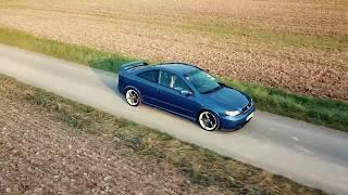Opel Astra G Coupe I Carporn I DJI Mavic Pro