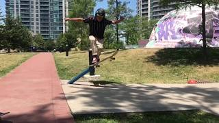 Impact Skate Camp: Session 2 – Tree Riders