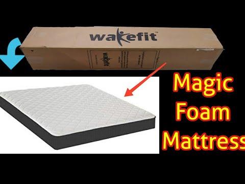 Wakefit Orthopaedic Memory Foam Review, Wakefit Orthopaedic Memory Foam Mattress Queen Bed Size