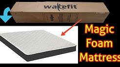 Wakefit Orthopaedic Memory Foam Review || Which Mattress is Good ?