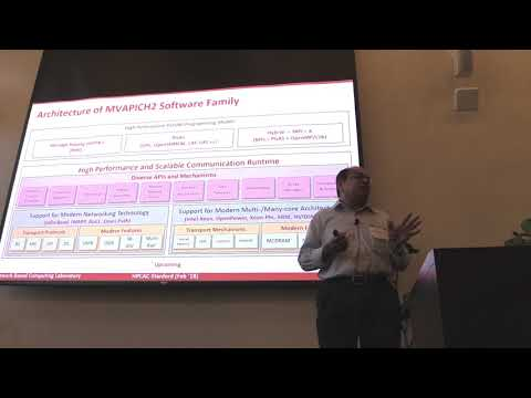 Designing HPC, Deep Learning, and Cloud Middleware for Exascale Systems
