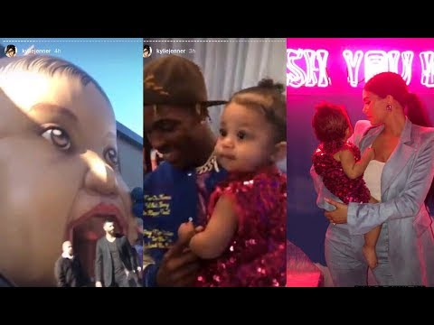 Kylie Jenner - Stormi 1st birthday Party - Stormiworld - Full Video Mp3