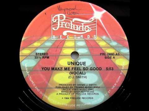 Unique - You Make Me Feel So Good (Funk)