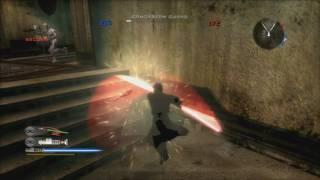 Darth Maul Destroys on Jabbas Palace Star Wars Battlefront 2