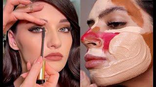 NUEVOS Maquillajes & Tips de Maquillaje   Beauty and Makeup Hacks for Girls - New Makeups 2021