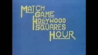 Match Game Hollywood Squares Hour Fee Plug