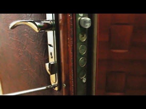 Видео Ремонт дверных замков входных дверей