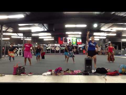 HOT HULA fitness Demo San Bernardino