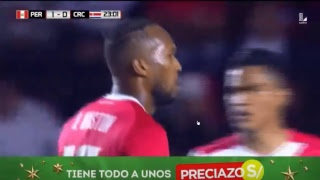 AMISTOSO DE PERU VS COSTA RICA EN VIVO