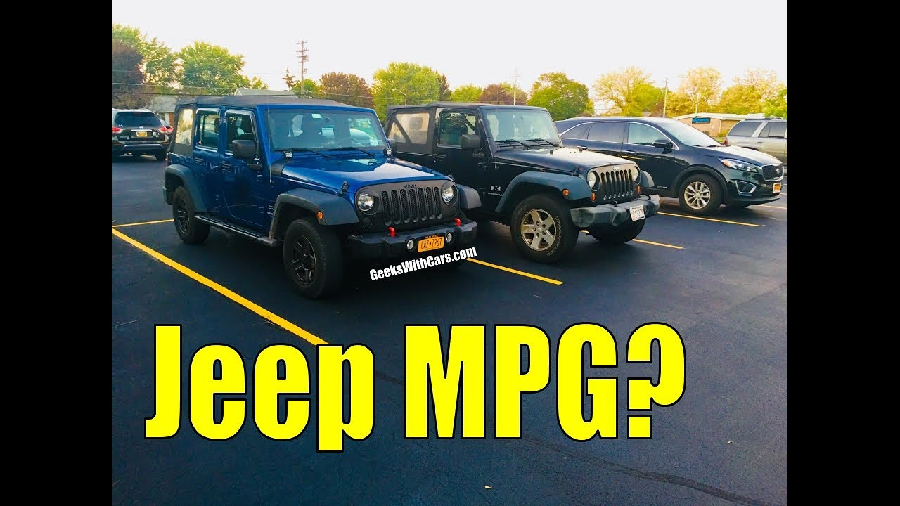 Superb Why I Donu0027t Care About My Jeep Wrangler Gas Mileage? | *Small Rant**
