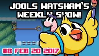 Jools Watsham's Weekly Show! #8