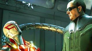 ДОКТОР ОСЬМИНОГ ПОБЕДИЛ ПИТЕРА !? Володя в Человек Паук на PS4 Прохождение Marvel's Spider Man ПС4