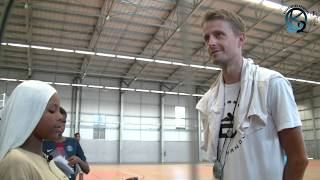 JR - K2 Une journée Basket District !