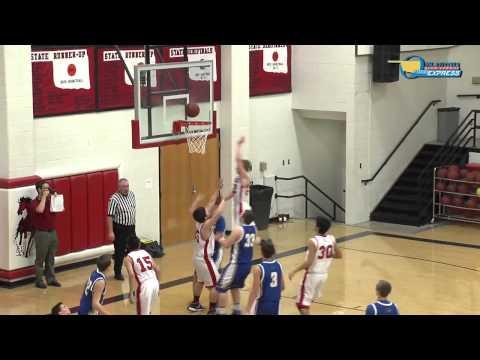 Ty Lazenby (Glencoe, OK) - 2015 Basketball Recruit