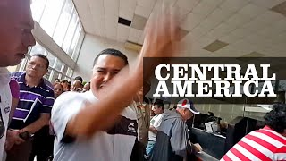 3 borders in 3 days - Guatemala - Honduras - Nicaragua - Costa Rica!