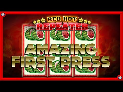 SECRET CODE £500 GIVEAWAY !!! ? AMAZING FIRST PRESS on RED HOT REPEATER ? - 동영상