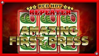 SECRET CODE £500 GIVEAWAY !!! 🤐 AMAZING FIRST PRESS on RED HOT REPEATER 🔥
