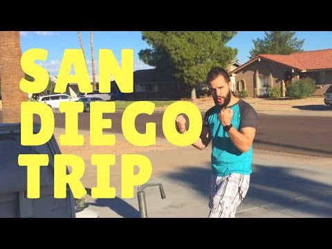 San Diego CA - KOA - Vacation Fall 2016